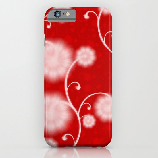 Floral Print iPhone & iPod Case