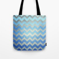 Thinking Of The Sea Tote Bag