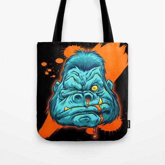 GRRRILLA Tote Bag