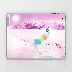 Snowboard & Mountain Laptop & iPad Skin