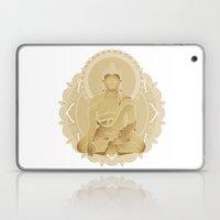 Gold Buddha Laptop & iPad Skin