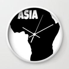 ASIA Wall Clock