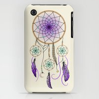 iPhone 3Gs & iPhone 3G Cases featuring Dream Catcher by Meghan Matsumoto