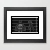 Jeff | You'll Need A Tra… Framed Art Print