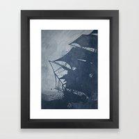 Assassin's Creed - Black… Framed Art Print
