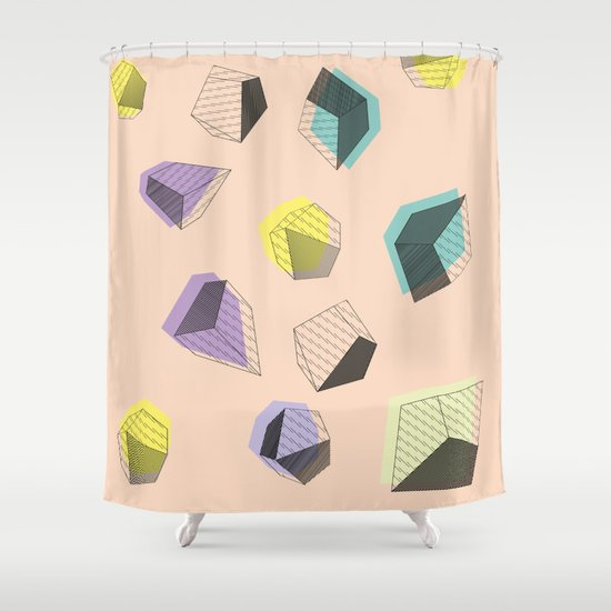 Play  Shower Curtain