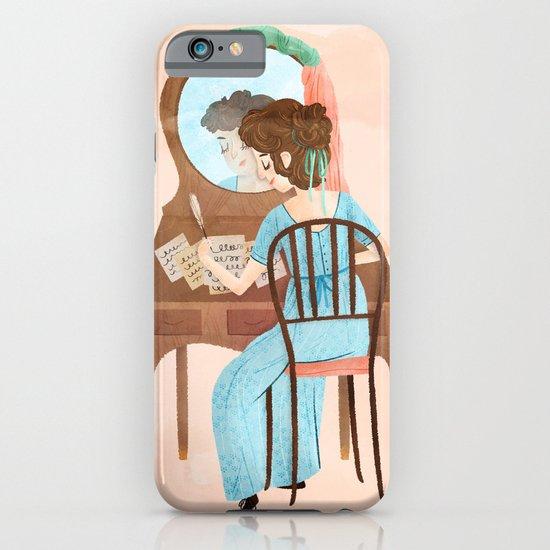 Jane Austen iPhone & iPod Case