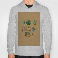 Plant Love. Hoody