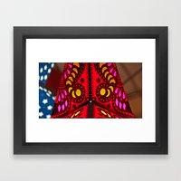 BOOM I Framed Art Print