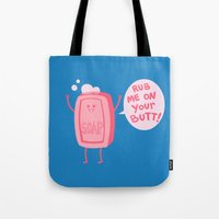 Lil' Soap Tote Bag
