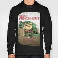 Beastly Punch-Out Hoody