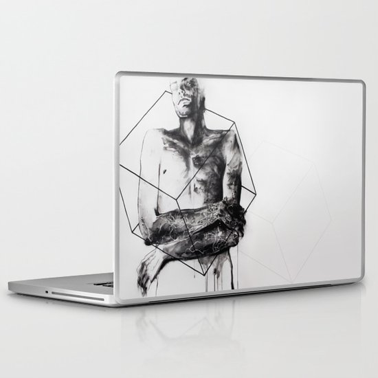 within the bounds of this single road Laptop & iPad Skin