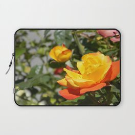 Laptop Sleeve - Blooming Gold... - Cherie DeBevoise