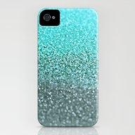 TEAL  iPhone (4, 4s) Slim Case