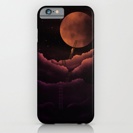 Stairway To the Moon iPhone & iPod Case