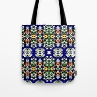 Hawaiian Garden 2 Tote Bag