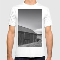 Glen Lyon Mens Fitted Tee White SMALL
