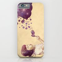 Cosmic Bubbles iPhone 6 Slim Case