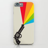 Colour Explosion iPhone 6 Slim Case