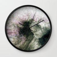 Lucid Dream #2 Wall Clock