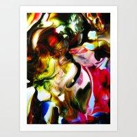 Sixty-Two Art Print