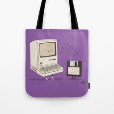 A Precious Database 2.0 Tote Bag