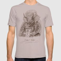 Béatrice E. Ratops Mens Fitted Tee Cinder SMALL