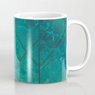 Green Marble Texture G29… Mug