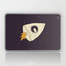 laika(purple) Laptop & iPad Skin