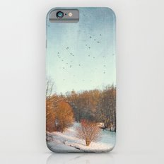 Trees in Winter II Slim Case iPhone 6s