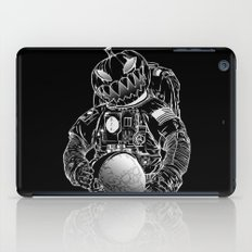Spooky Astronaut iPad Case