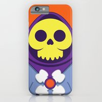 Cute Villains Set 1 iPhone 6 Slim Case