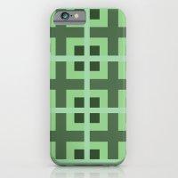 Pattern Green iPhone 6 Slim Case