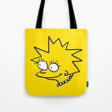 Little Lisa Tote Bag