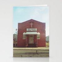 Soul Saving - Detroit, MI Stationery Cards