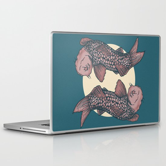 Koi! Laptop & iPad Skin