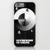 iPhone & iPod Case featuring Southwest of Orion by WeTheConspirators