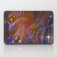 Keepers Of Cosmic Change iPad Case