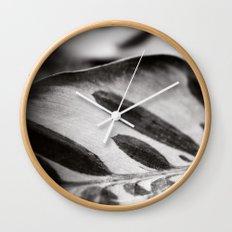 Secret Garden ~ No.6 Wall Clock