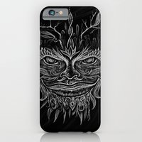 iPhone & iPod Case featuring Forest Elemental by Daniel Inskeep