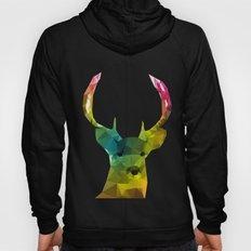 Glass Animal - Deer head Hoody