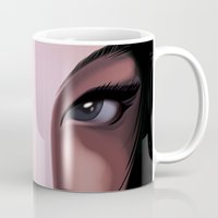 Black Geisha  Mug