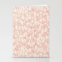 A Plethora Of Relaxed Ha… Stationery Cards