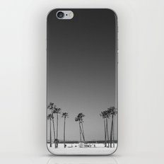 Palm Tree Beach iPhone & iPod Skin