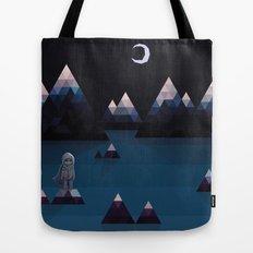 so quiet Tote Bag