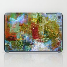 A contemporary place iPad Case