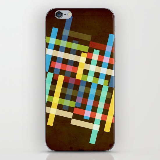 Up and Sideways iPhone & iPod Skin