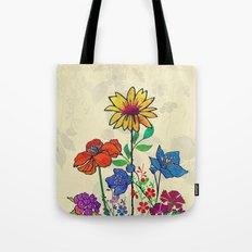 Flower Tales 5 Tote Bag