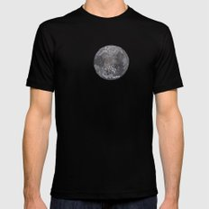 Monomoon Mens Fitted Tee Black SMALL