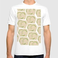 Teton Mens Fitted Tee White SMALL